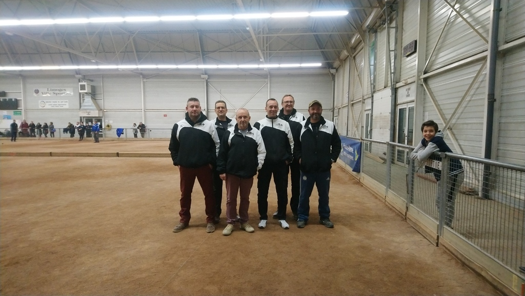 !!! RESULTATS !!! 8ème JOURNEE CDC 2019 OPEN