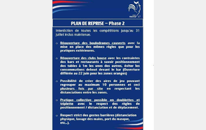 FFPJP PLAN DE REPRISE phase 2
