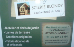 SCIERIE BLONDY